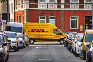Logistiekbedrijf
